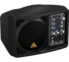 Behringer Eurolive B205D Portable PA System
