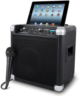 ION Tailgater Bluetooth Portable Speaker System