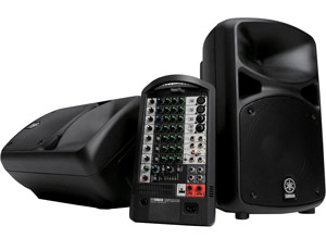 Yamaha STAGEPAS 600I PA System