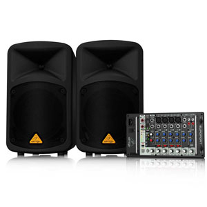 Behringer Europort EPS500MP3 PA System