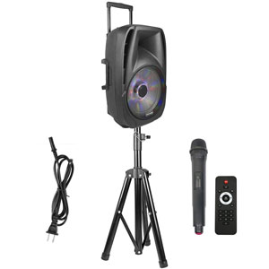 STARQUEEN SQ-F19 Portable Bluetooth PA System