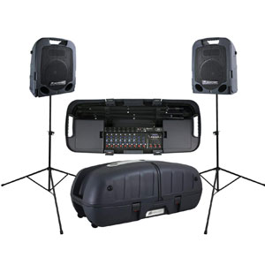 Peavey Escort 6000 Channel Portable PA System