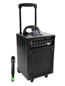 Pyle Pro PWMA930I Portable PA System