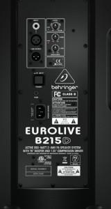 Behringer B215D