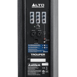 Alto Professional Trouper 200W Bluetooth PA System