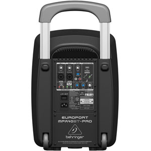 Behringer Europort MPA40BT-PRO PA System