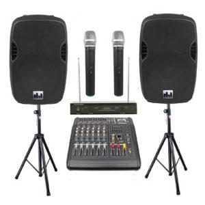 MUSYSIC Professional PA System