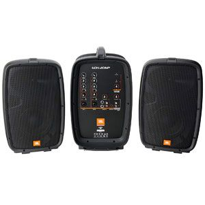 JBL EON206P Portable All-in-One 2-way PA System