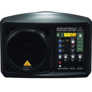 Behringer B207MP3 PA Speaker System