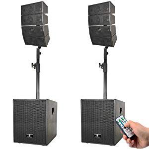 PRORECK Club 3000 PA Speaker System